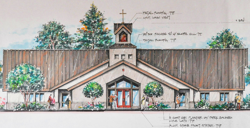 Sovereign Grace - new building
